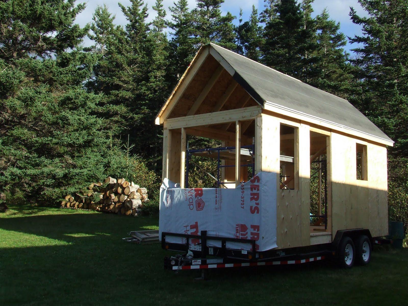Nova Scotia Tiny House