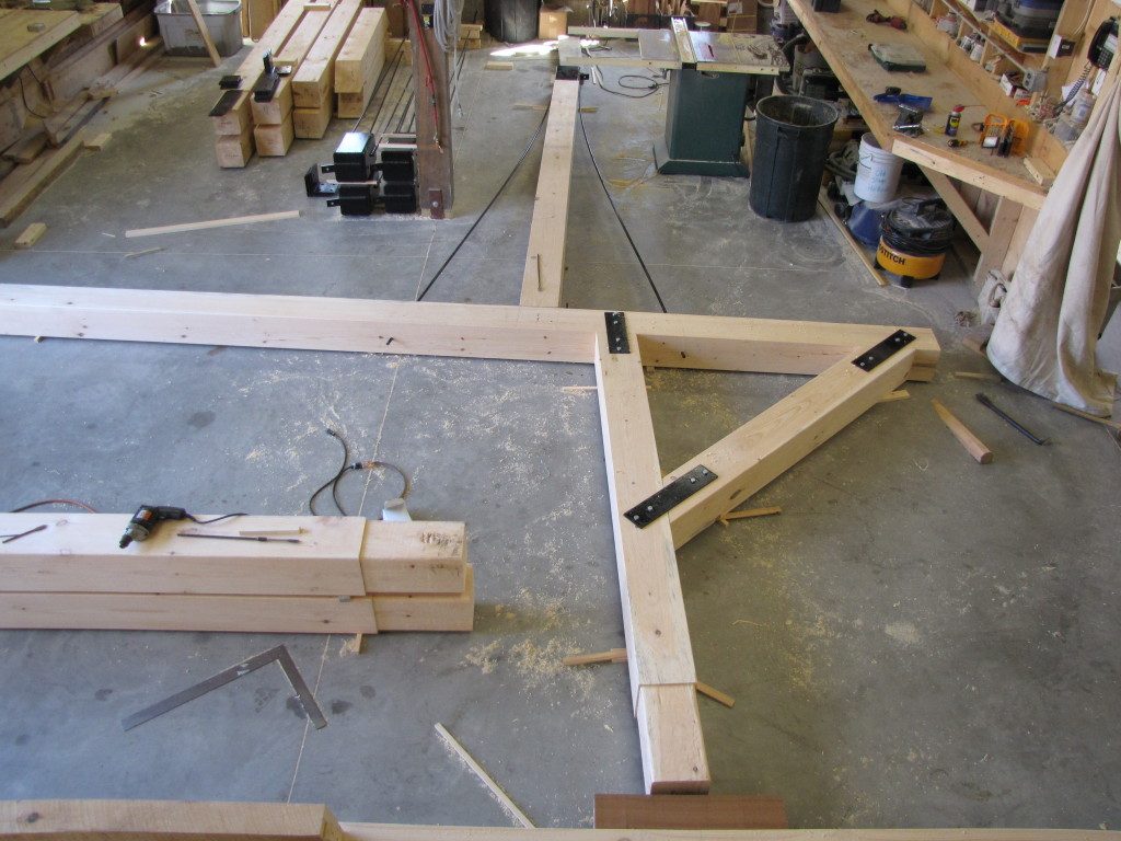 Wood Awning Plans Over A Door