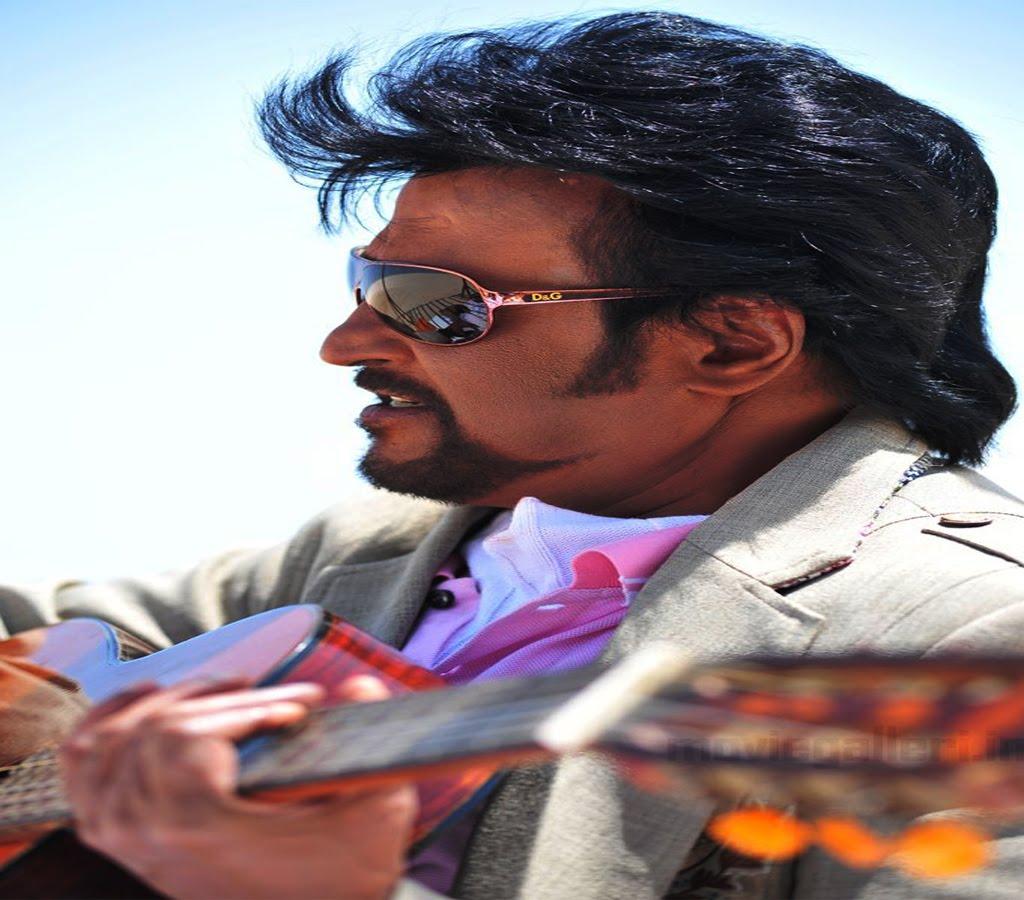 Unseen Girl Wallpaper The Hair Style On 2012 Endhiran Unseen Superstar Rajini