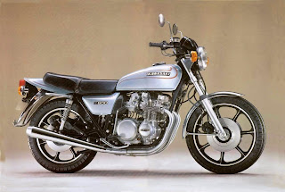 Visual Gratification Legends The Kawasaki Kz650