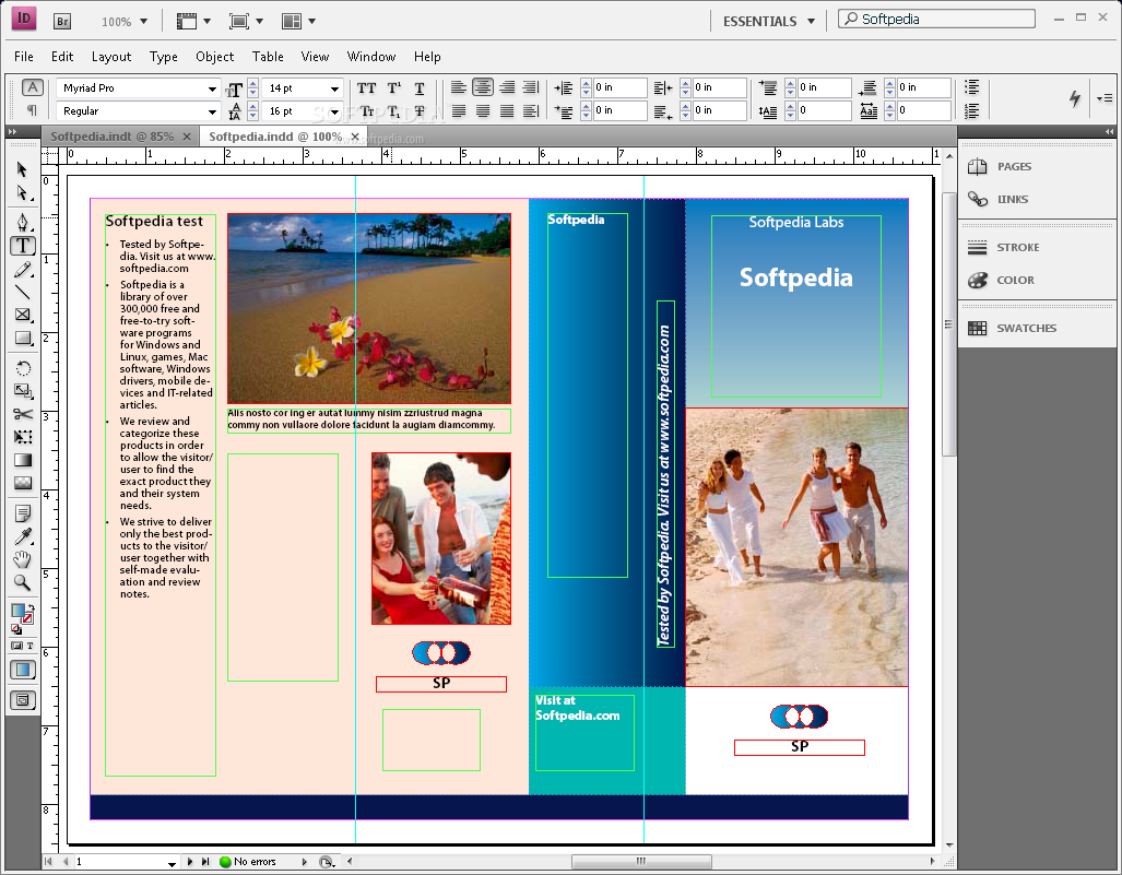 Download adobe indesign cs5 full crack execoast for Indesign cs5 templates free download