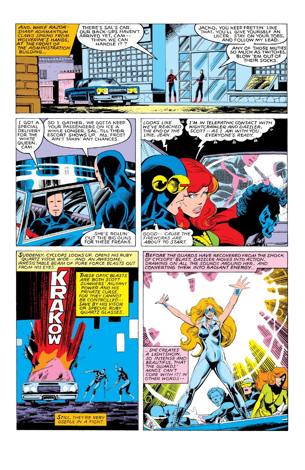 Read online X-Men Milestones: Dark Phoenix Saga comic -  Issue # TPB (Part 1) - 50