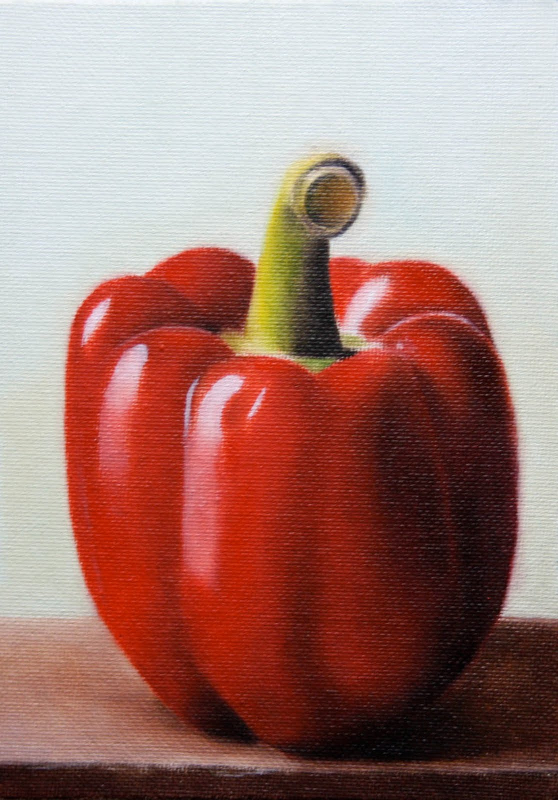 Drawings Amp Paintings By Jonathan Aller Quot Red Pepper Quot