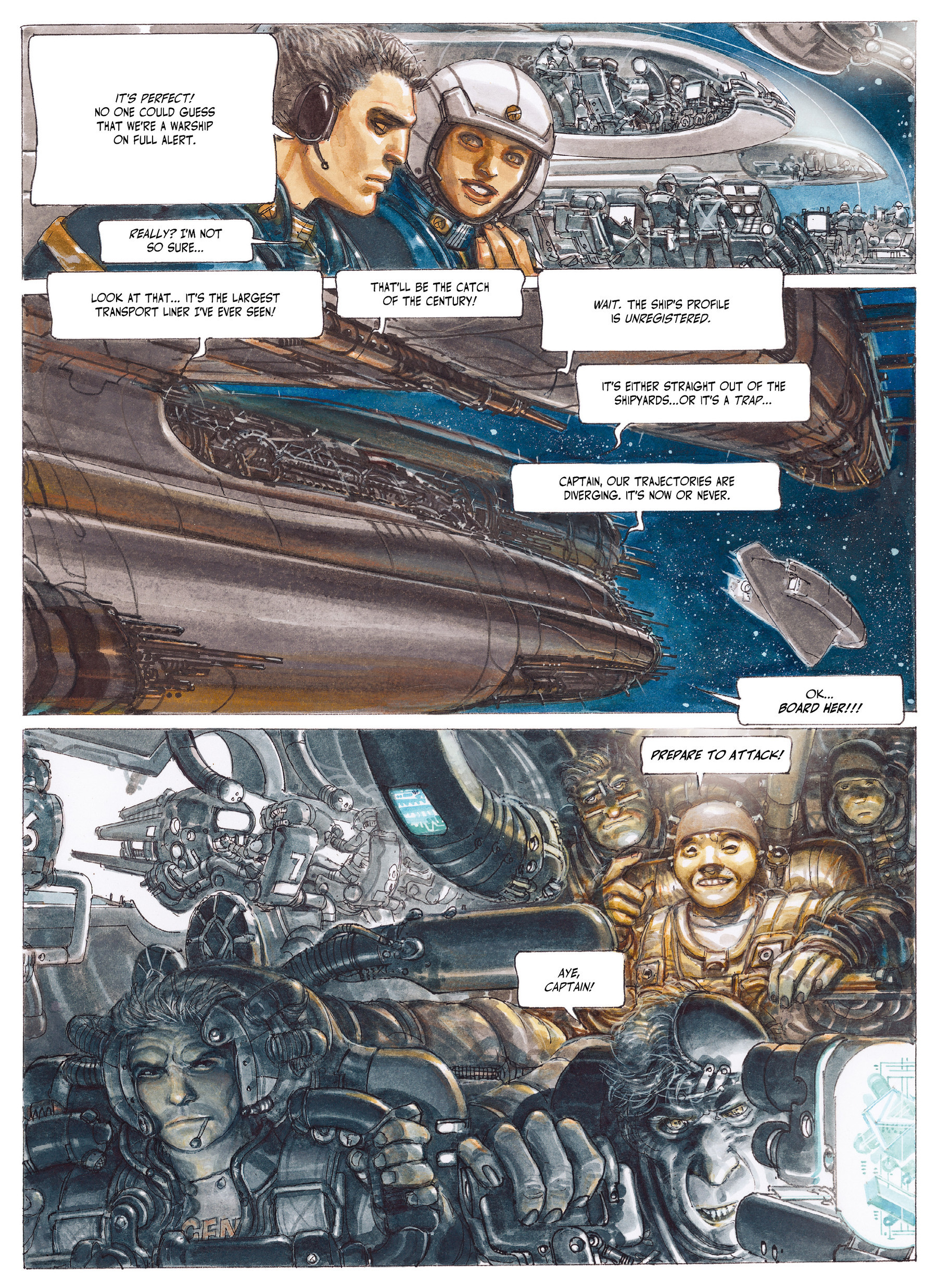 Read online The Fourth Power comic -  Issue #2 - 29
