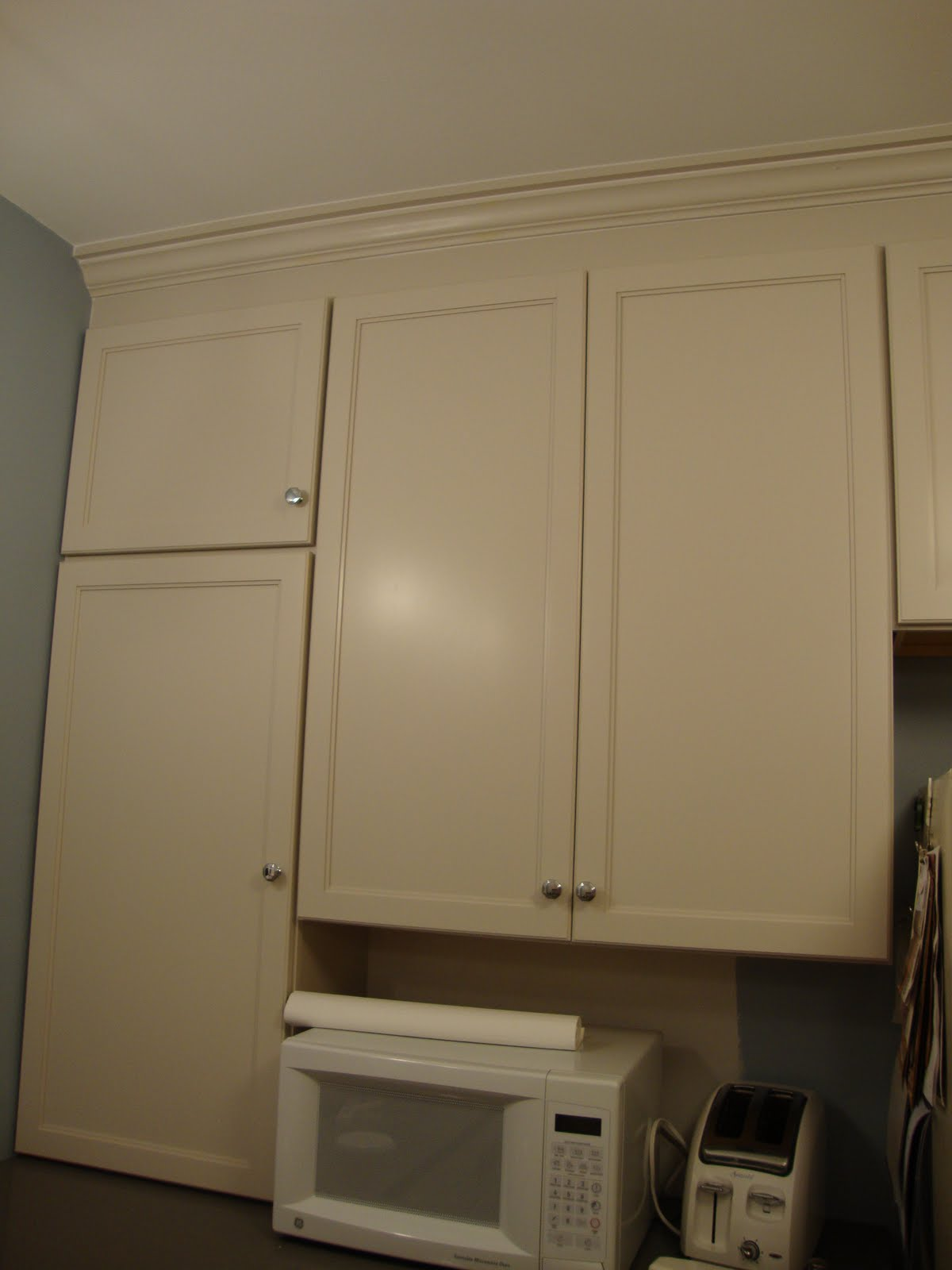 Kitchen CabiCrown Molding