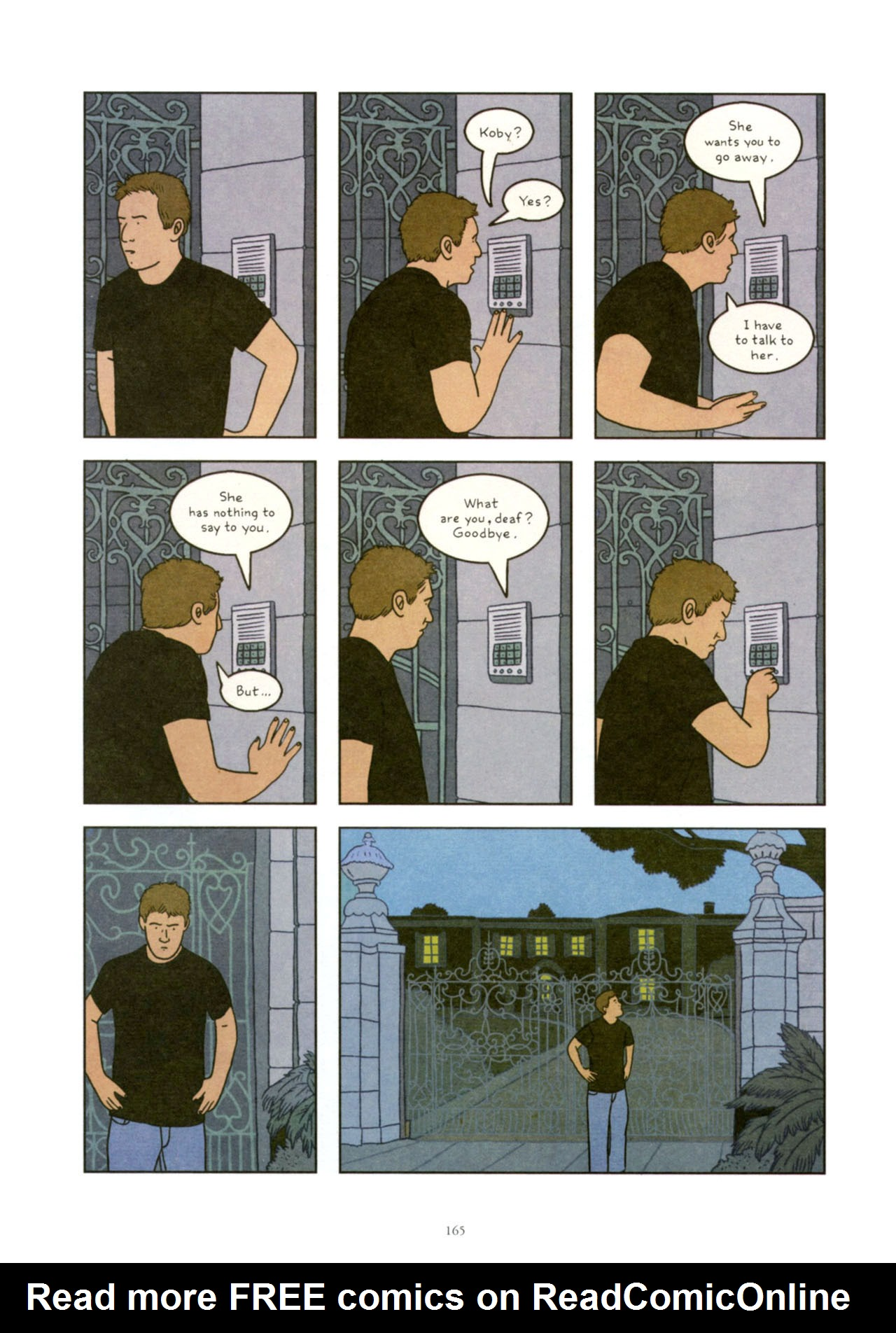 Read online Exit Wounds comic -  Issue # TPB - 164