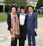 Congratulations to my niece Iris Goh