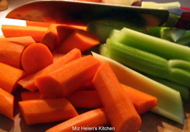 Brisket and Vegetables at Miz Helen's Country Cottage