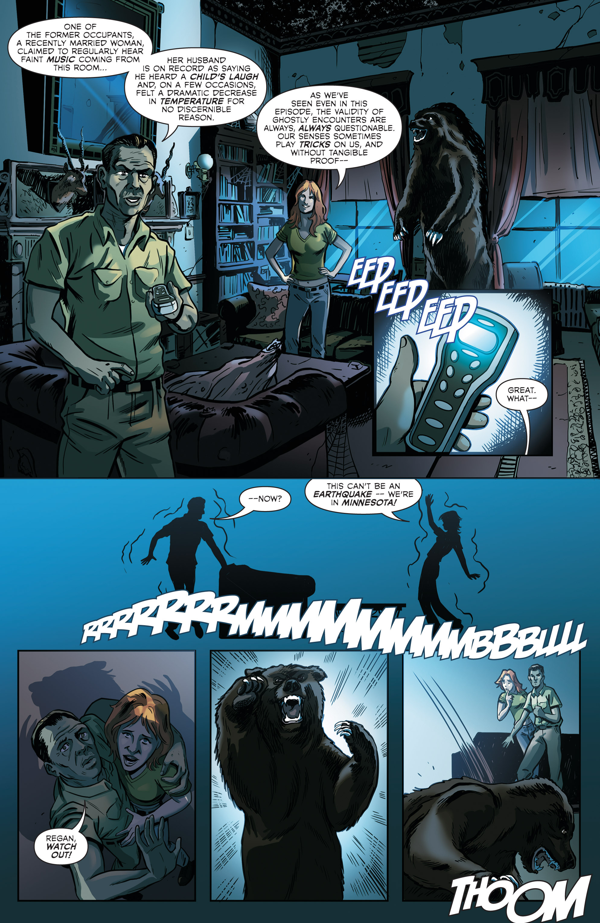 Read online Hoax Hunters (2012) comic -  Issue # TPB 2 - 81