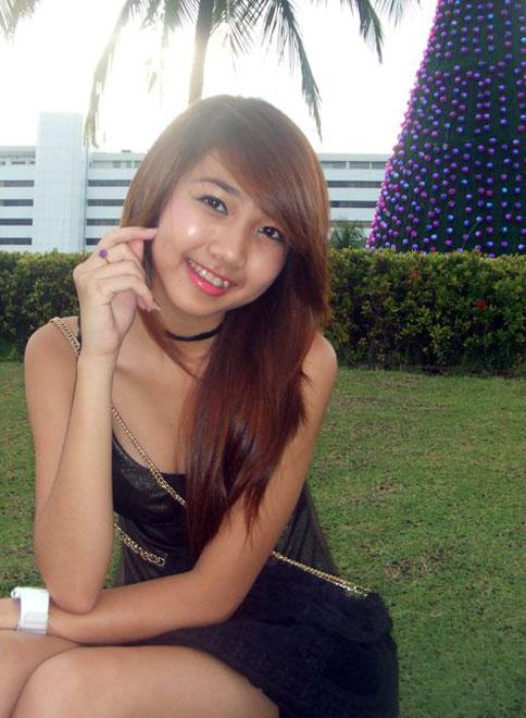 Myanmar Cute Model, Mechi Kos Hot Casual Style -8867