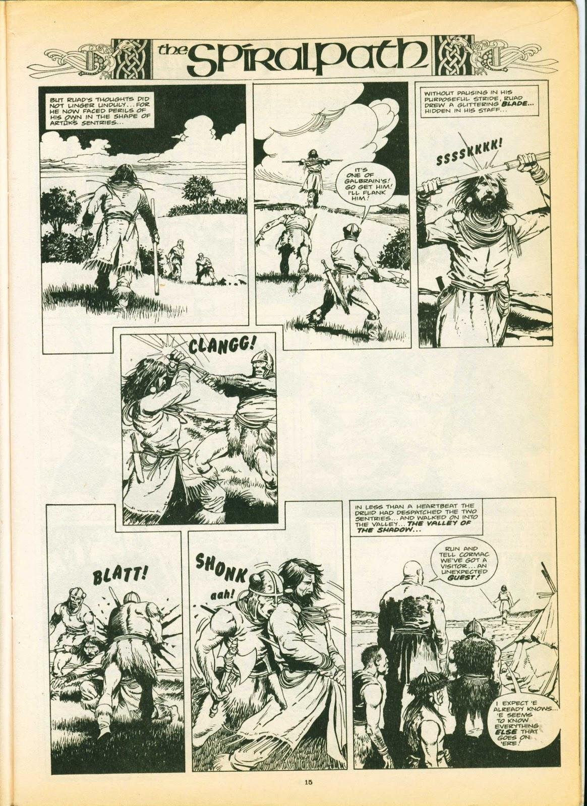 Warrior Issue #6 #7 - English 15