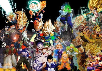Dragonball Z Movie - DBZ Movie
