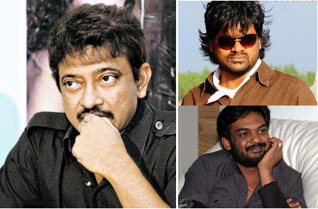 Ram Gopal Varma, Harish Shankar and Puri Jagannath to work in Dongala Mutta