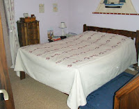 dm couvre lit et rideaux