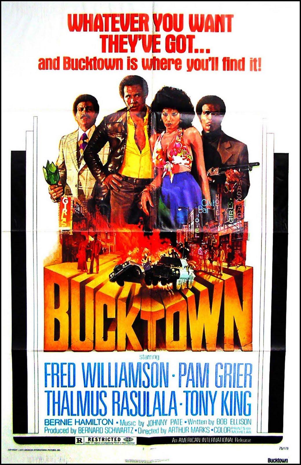 D Puf Blaxploitation Movie Posters