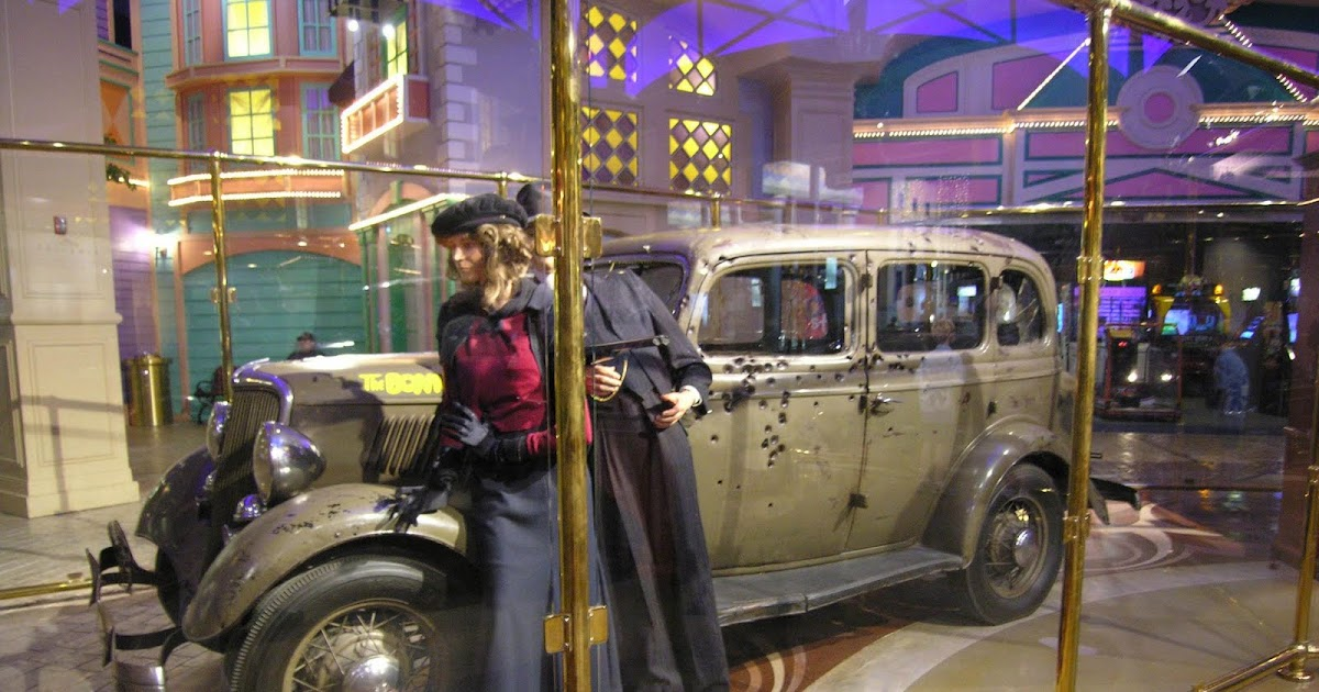 Bonnie And Clyde Car Location: Bonnie And Clyde History: Bonnie And Clyde Q&A-- Where Is