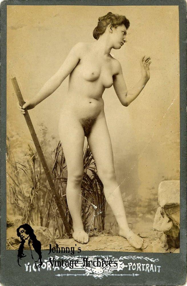 vintage nude pinups