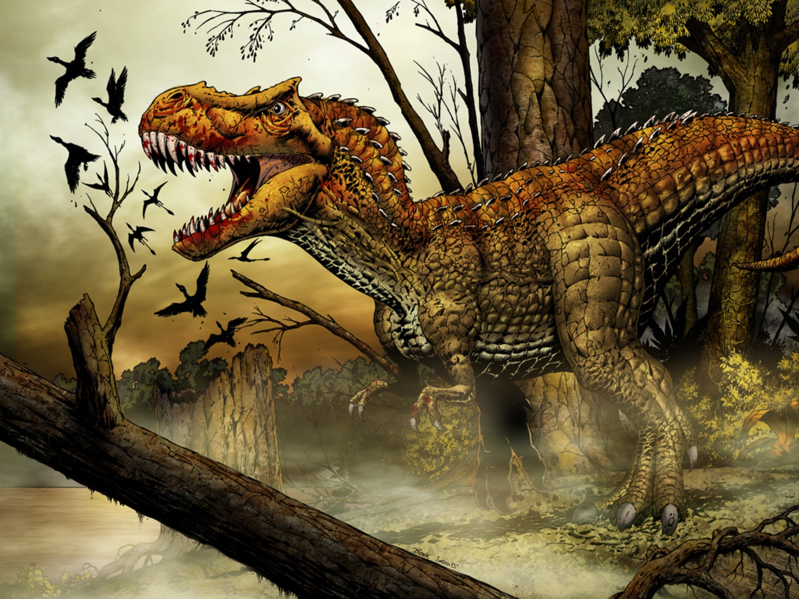 Real Dinosaurs T Rex High Definition...