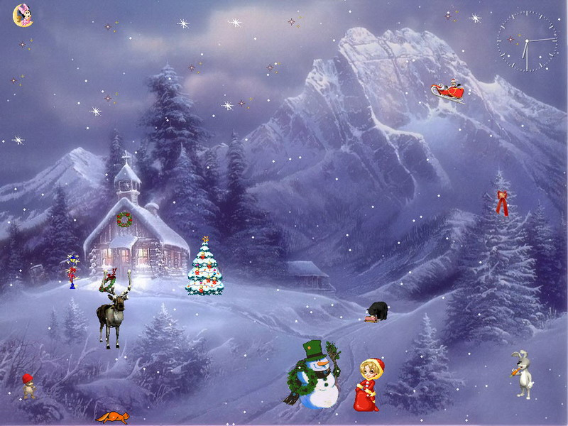 High Definition Photo And Wallpapers: christmas ...