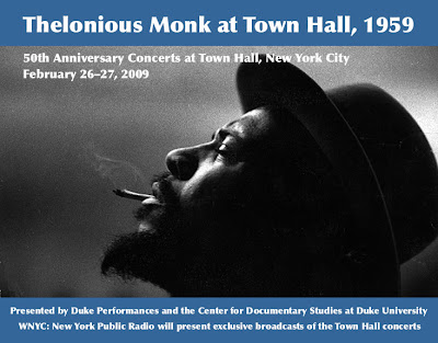 Monk at Town Hall