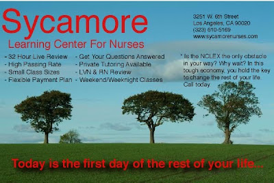 Sycamore Learning Center for Nurses - Tutoring Centers ...