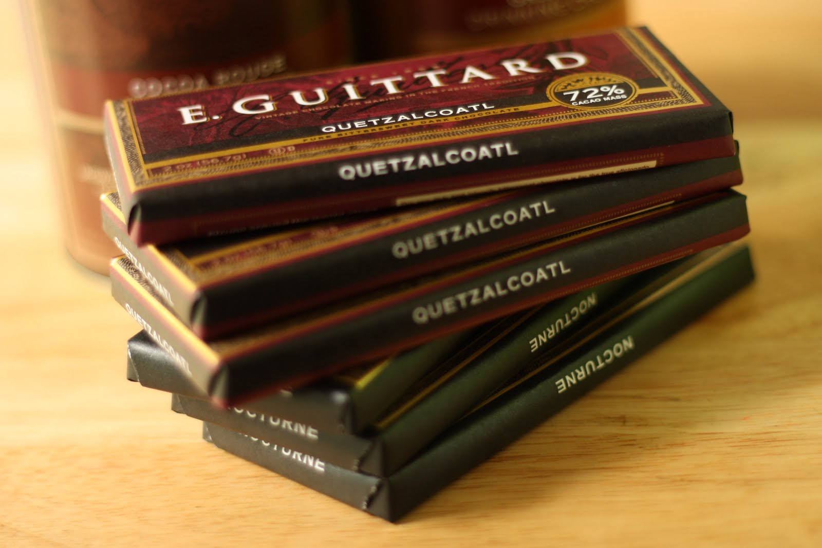 Mangio da Sola: Guittard Chocolate Review and a