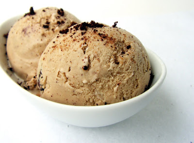 Mangio da sola coffee ice cream i added some ibarra chocolate that was leftover from my mexican chocolate ice cream and some more instant coffee bean crystals the crunchiness that comes ccuart Gallery
