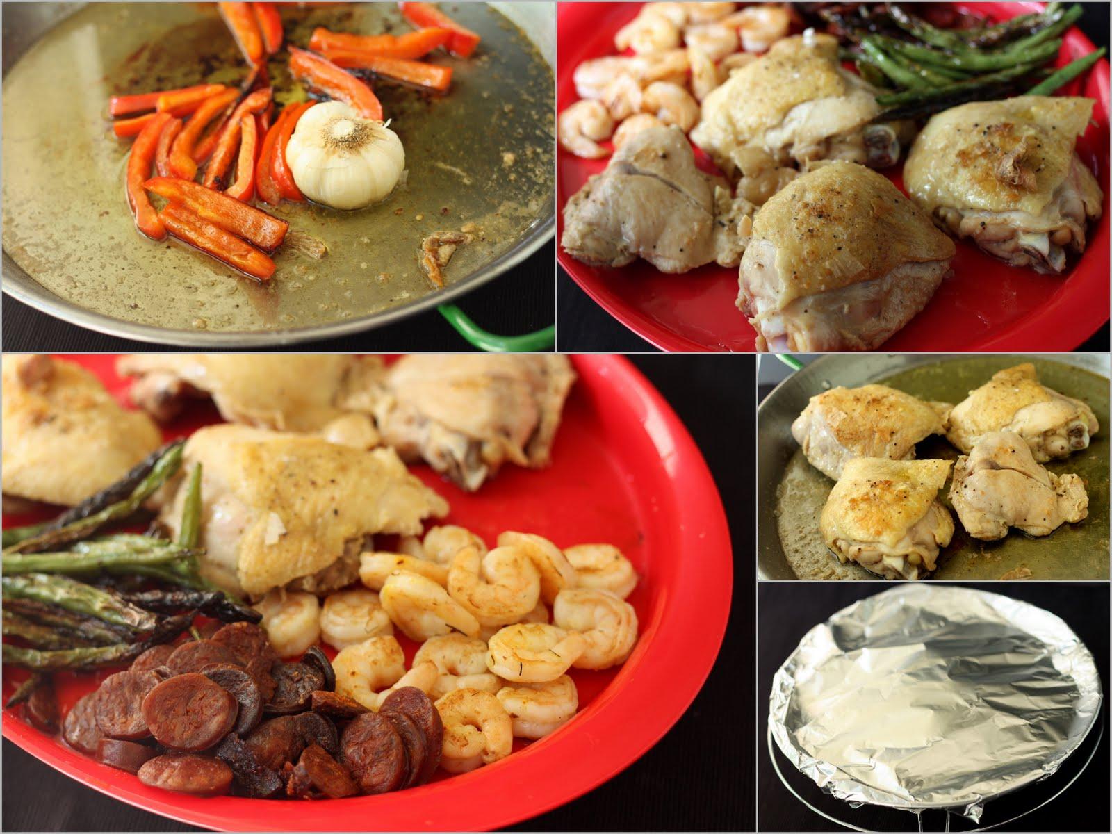 Shrimp Paella Recipe Food Network