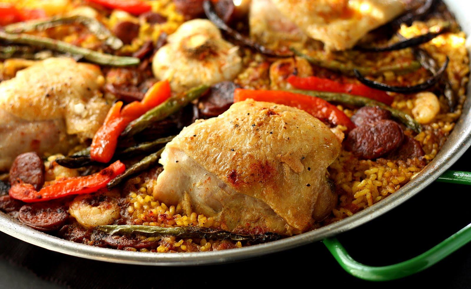 Chicken Chorizo Paella Cook S America Test Kitchen