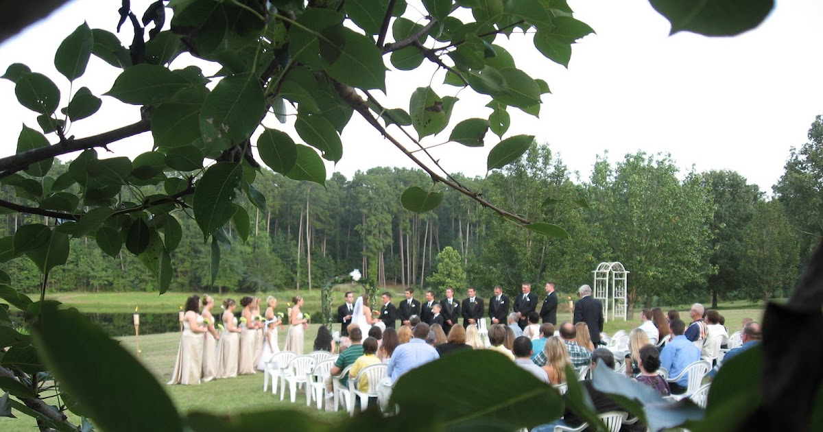 Cochino Lodge Weddings: The Buffington Ceremony Facing the ...