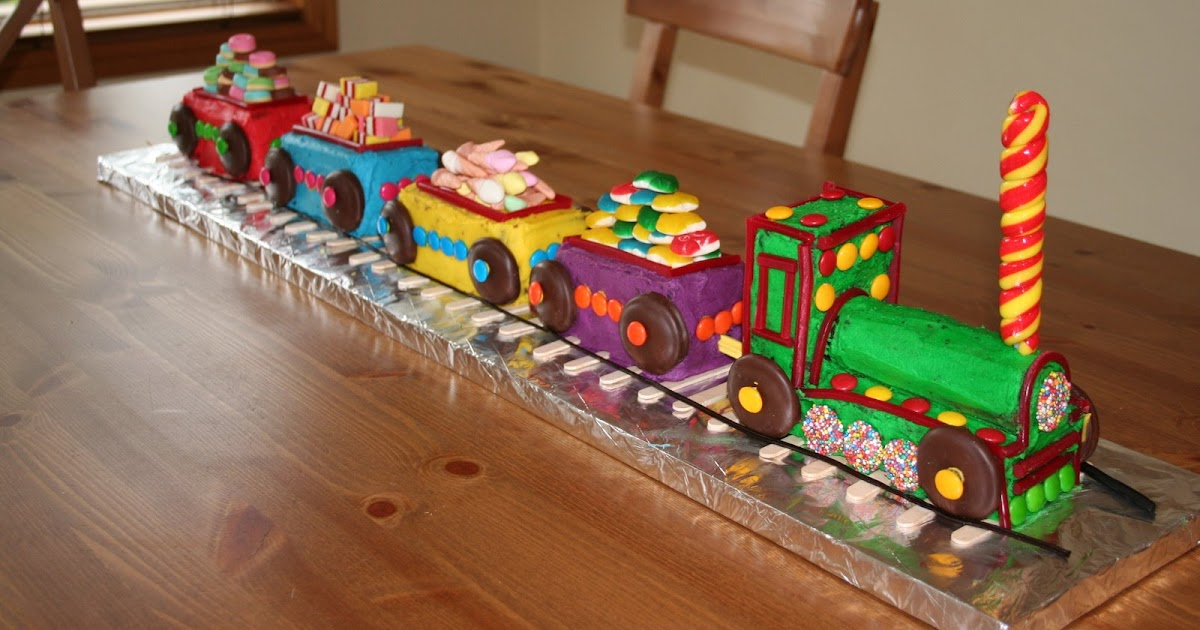 Gluten Free Birthday Cake Coolest Thomas Train Birthday Cake