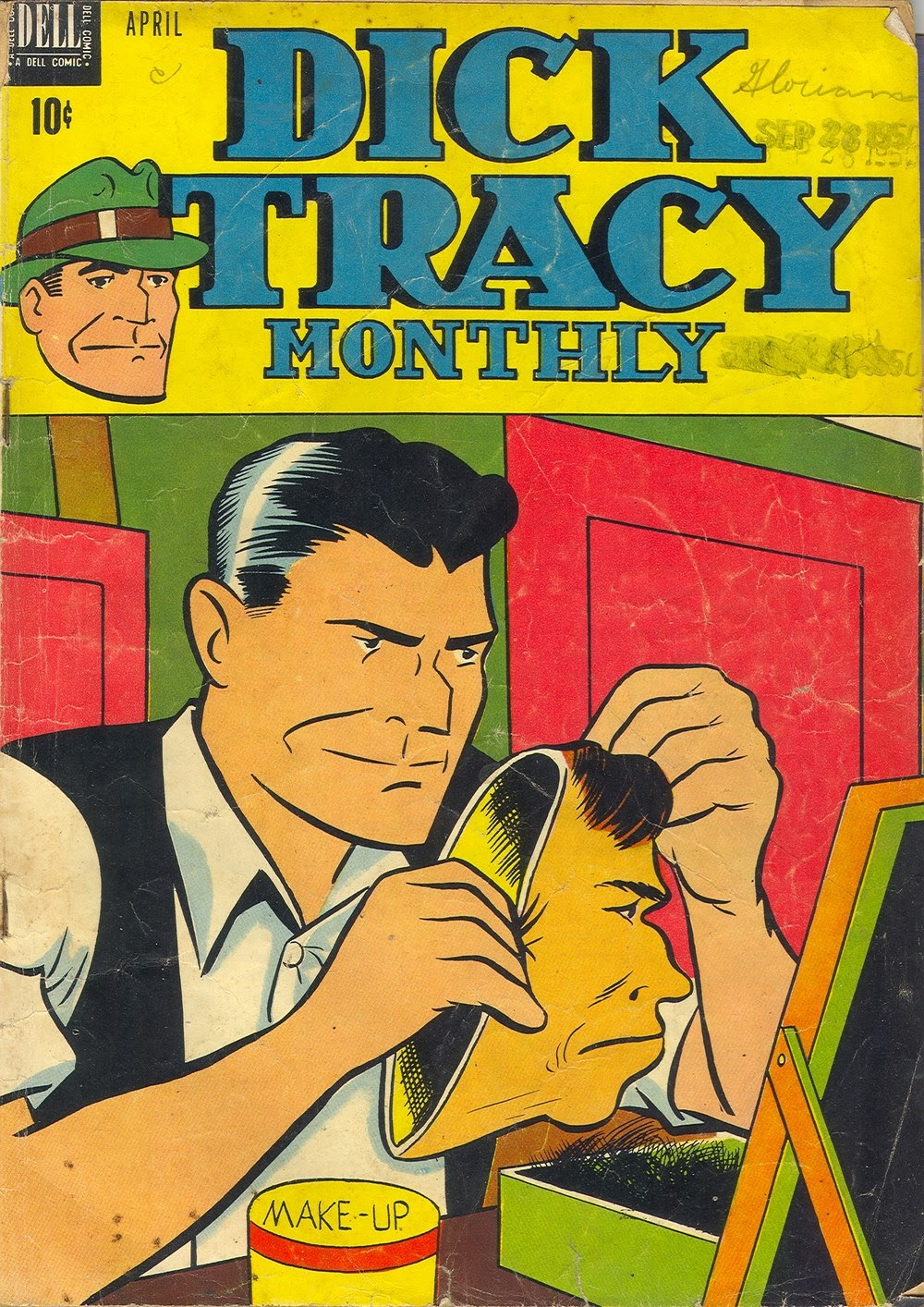 Dick Tracy Monthly 16 Page 1