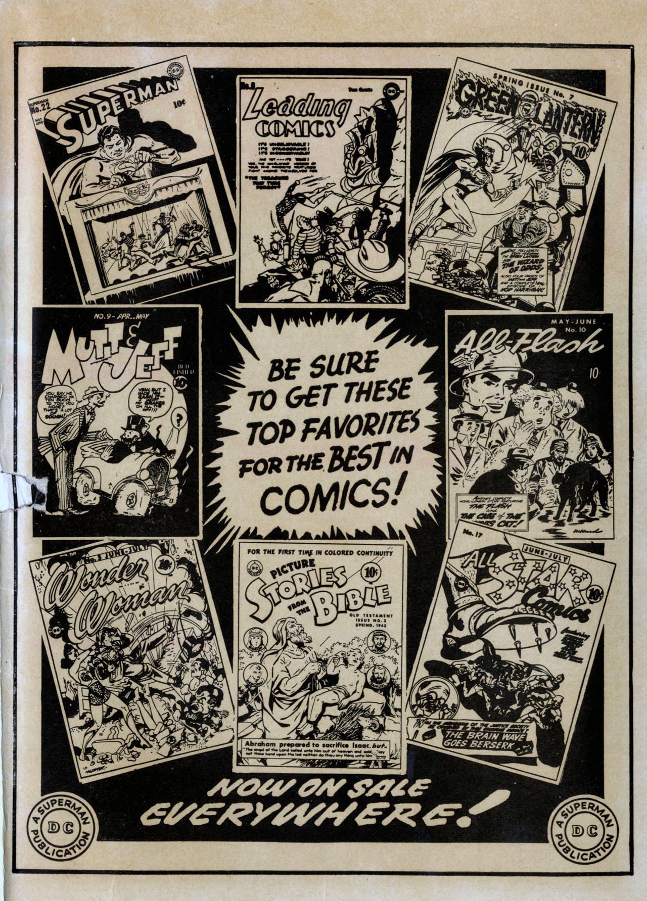 Read online Detective Comics (1937) comic -  Issue #76 - 59