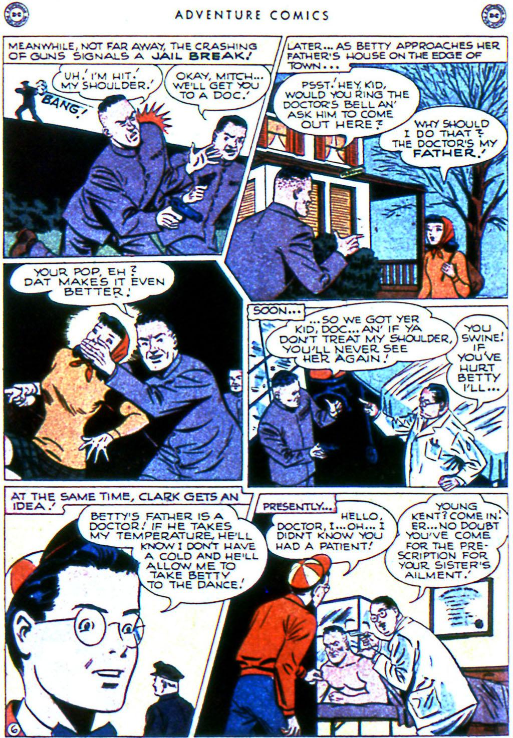 Read online Adventure Comics (1938) comic -  Issue #119 - 8