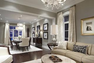 Wohnzimmer Grau Taupe