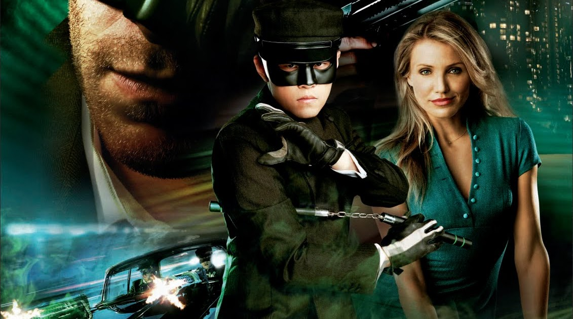 In the Present Climate: The Green Hornet Movie Review