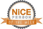 NICE PERSON OF THE WEEK AWARD