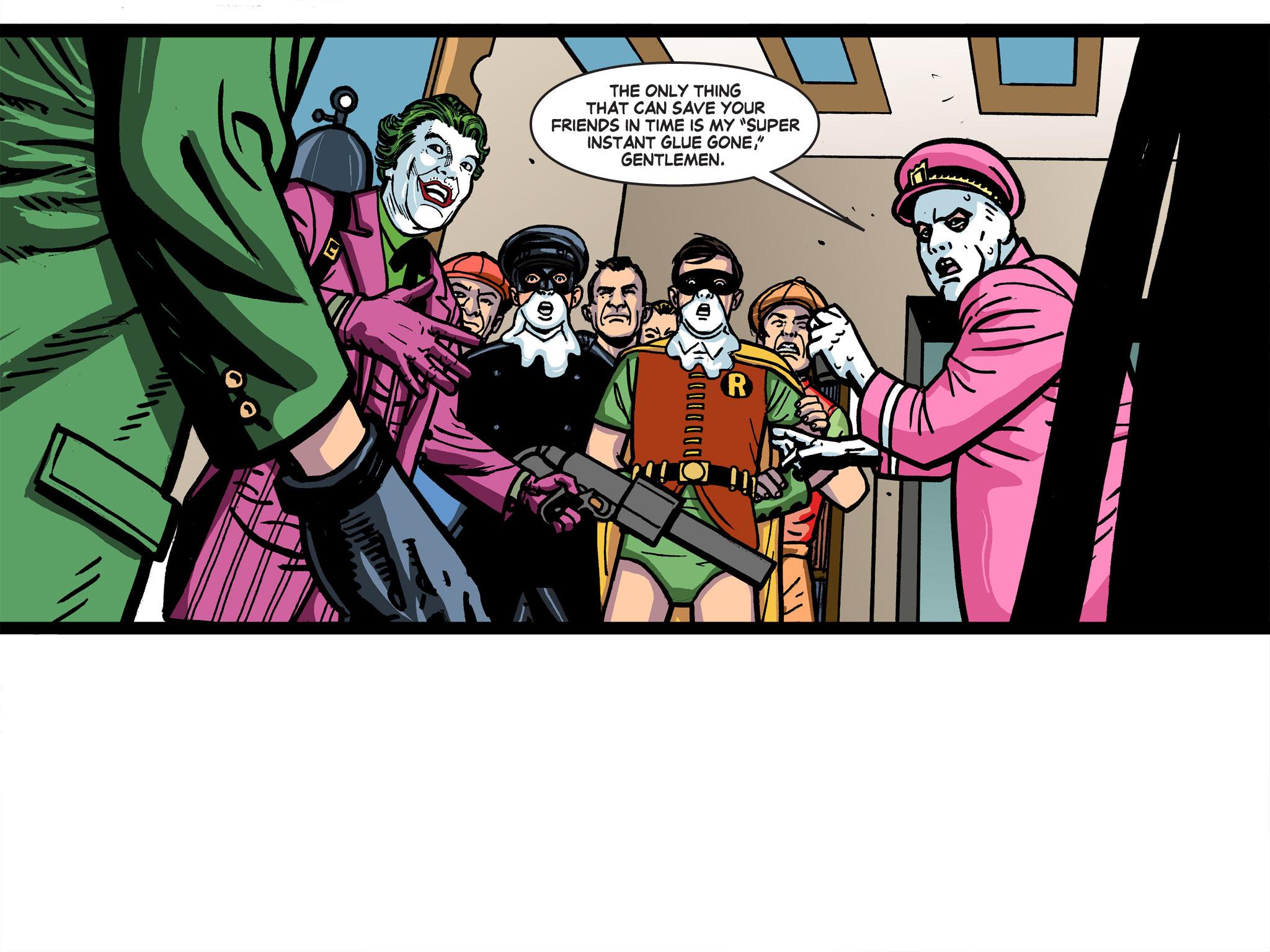 Read online Batman '66 Meets the Green Hornet [II] comic -  Issue #5 - 6