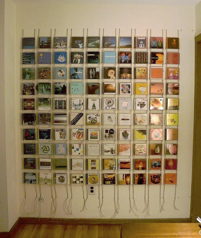 In A Spot: CD Display Unit