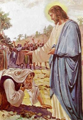 Resultado de imagen para Mateo 8,1-4