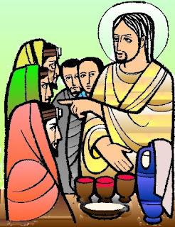 Resultado de imagen para lucas 11,37-38: Admiración del fariseo ante la libertad de Jesús