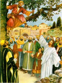 Resultado de imagen para Entró en Jericó y cruzaba la ciudad