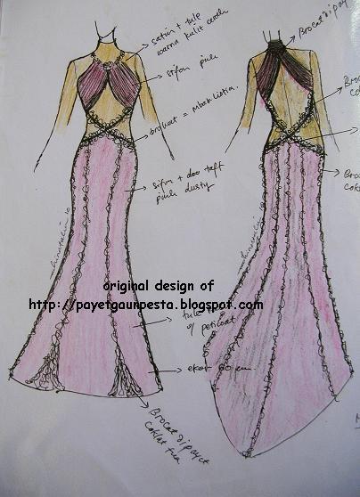 Gambar Desain Baju Gampang - Koleksi Gambar HD