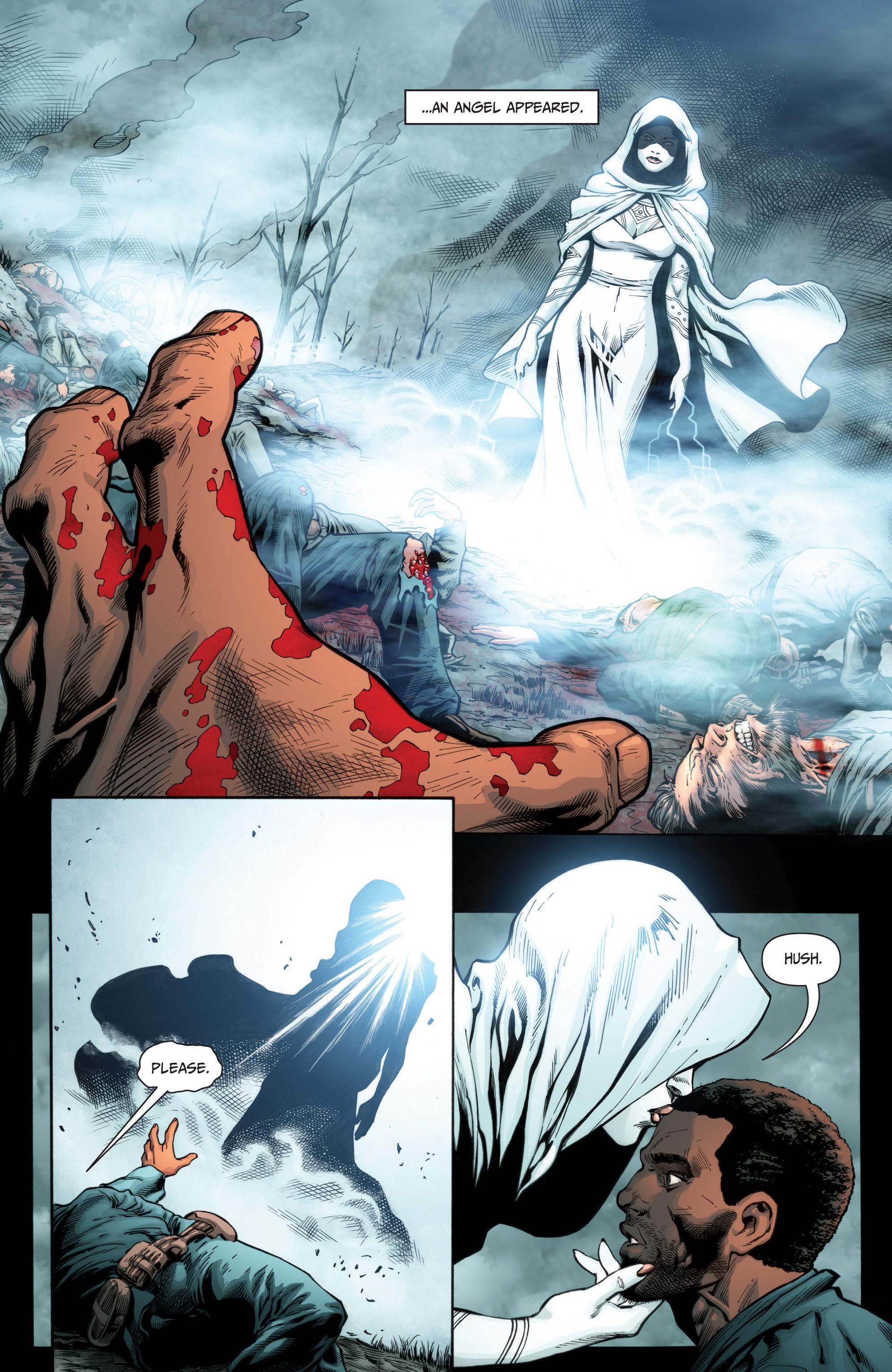 Read online Shadowman (2012) comic -  Issue #10 - 4