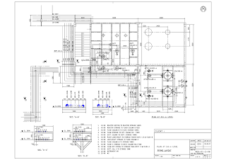 2D Drafting India, CAD Outsourcing, Architecture Drafting
