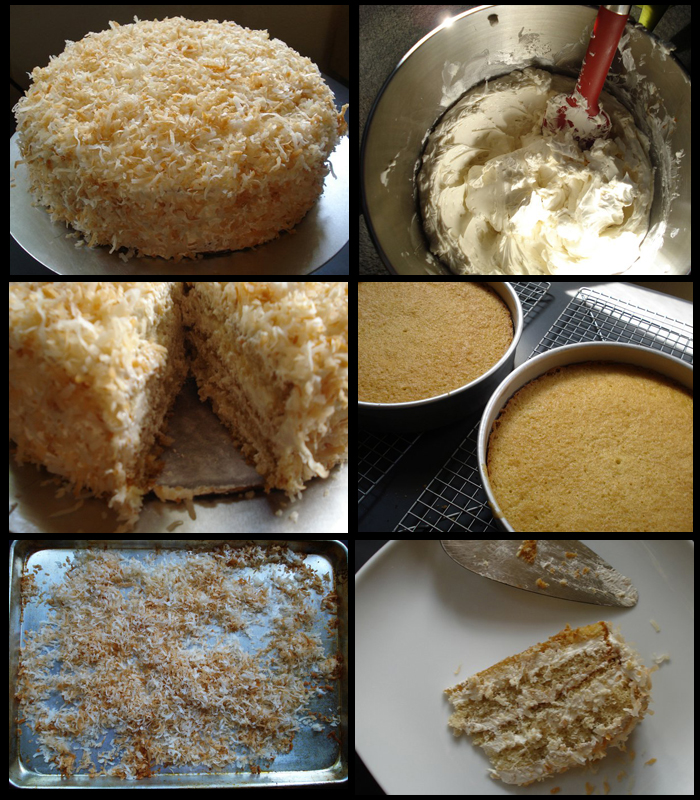 Buffington Road Southern Cakes Coconut Layer Cake Or The