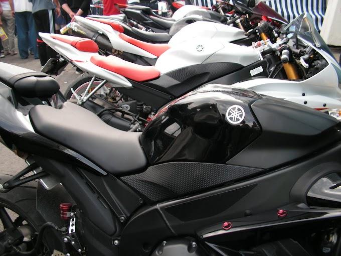 Poze de la Salonul de Motociclete Bucuresti 2010