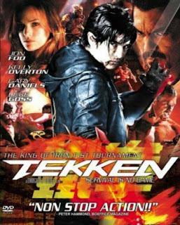 Free Download Cinema: Tekken - [2010] DVDRip.XviD.AC3 MKV ...