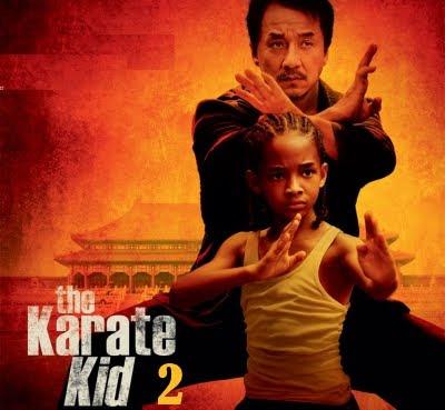 Karate Kid Movie Sequel - Karate Kid 2