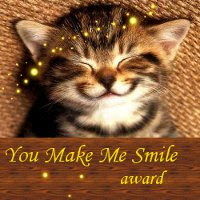 Smiling Kitty Award